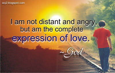 God expression of love