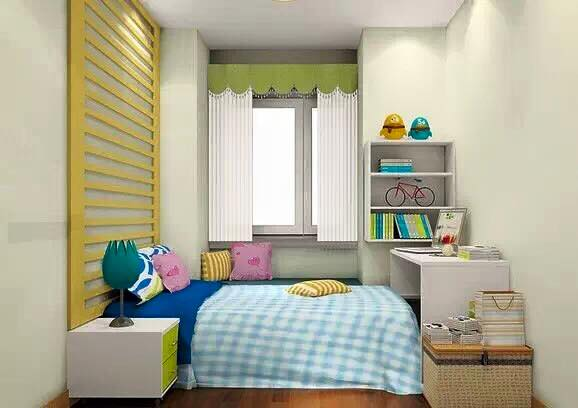 Simple Boys Bedroom Design