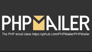 Kirim email melalui form kirim menggunakan PHPMailer