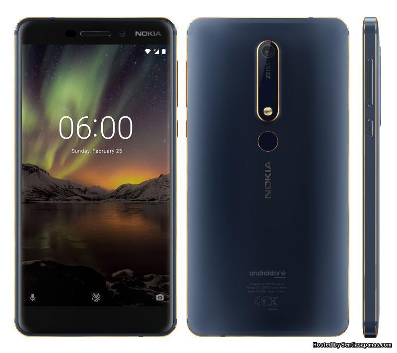 Nokia 6.1 Berkualiti Dan Berbaloi Dimiliki