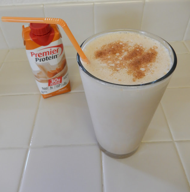 Pumpkin spice sugar free Bariatric surgery weight loss fitness Premier Protein recipes