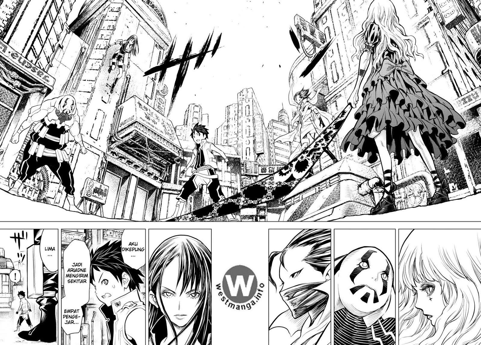 Komik soukyuu no ariadne 007 - chapter 7 8 Indonesia soukyuu no ariadne 007 - chapter 7 Terbaru 14 Baca Manga Komik Indonesia