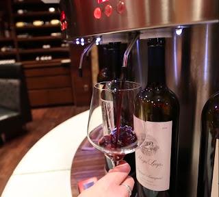 maquina expendedora de vinos para probar