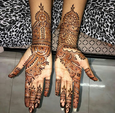 Easy-and-simple-bridal-mehendi-designs-for-full-hands-and-legs-12