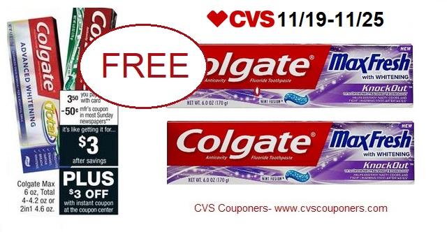 http://www.cvscouponers.com/2017/11/free-colgate-max-toothpaste-at-cvs-1119.html