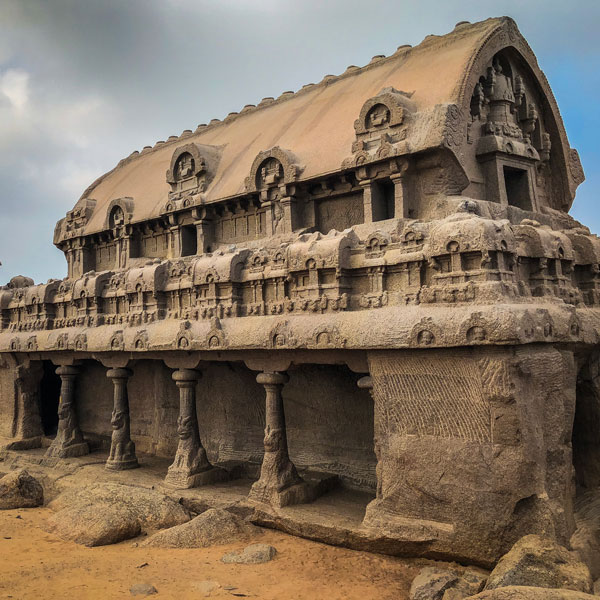 bhim ratha mahabalipuram photo