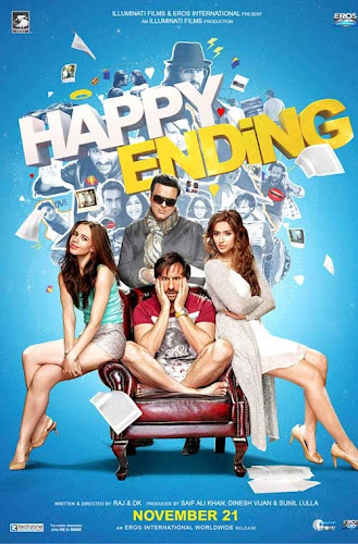 Happy Ending (2014) Movie Poster No. 1