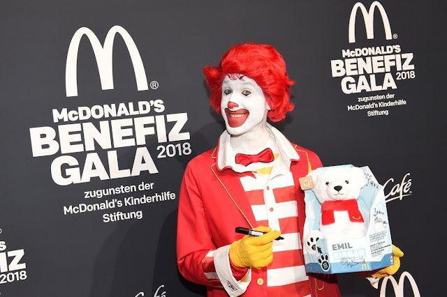 McDonald*s Kinderhilfe Stiftung