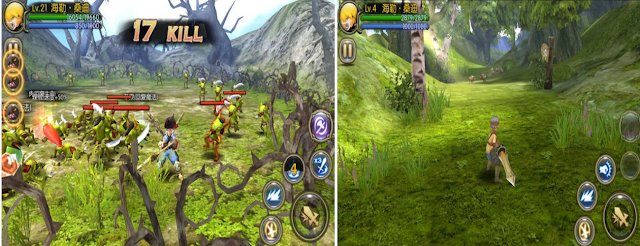 Download Game Android Dragonnest Awake Mobile