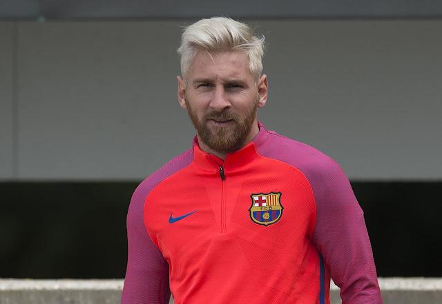 Lionel Messi footballer  biography
