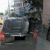 Desrespeito a vagas de ambulâncias na Jaguarari em frente a hospital