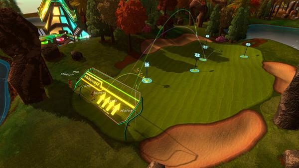 GolfTopia (2020) PC Full