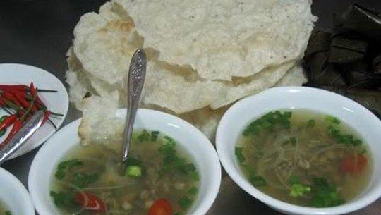 Những món ăn không thể nào bỏ qua khi đến Quảng Ngãi