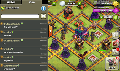 Clash of Clans Latest Version