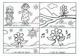 Doña Primavera cuento