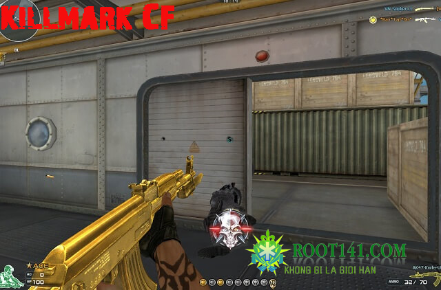 Killmark CF Đẹp Killmark CF Zombie