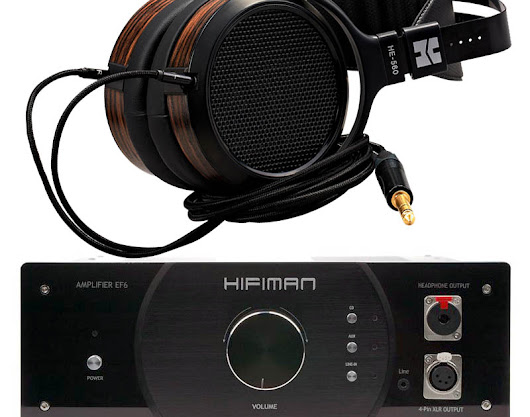 Special Combo Pricing on HiFiMan amps/headphones