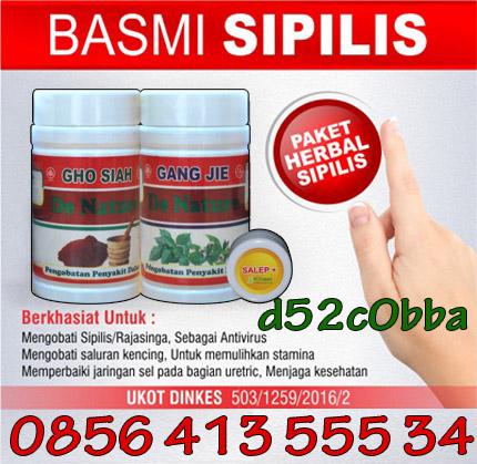Obat Herbal Menyembuhkan Sipilis