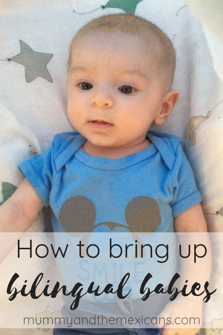 How to bring up a bilingual baby