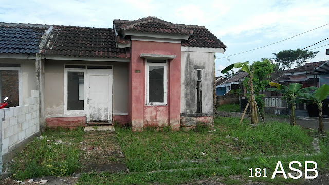 Rumah Hook Murah ANGSANA 21/112 Citra Indah City (2nd)