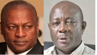 I will do anything within my power to stop Mahama from winning 2020 elections.. Mr Odike fumes