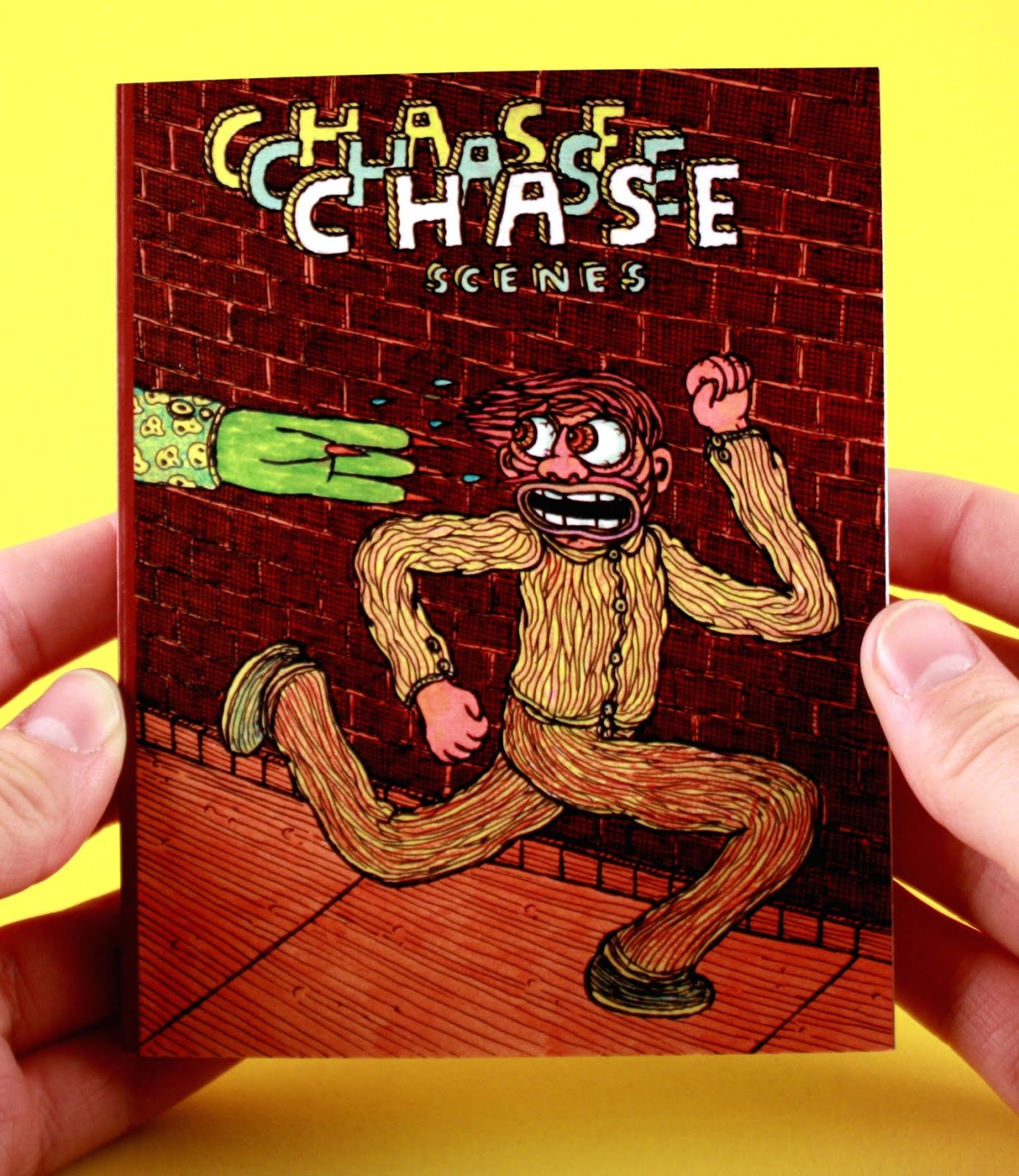 Chase Scenes (comics anthology)