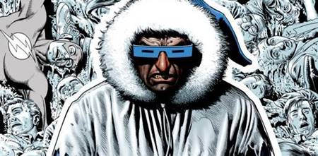 captain cold pemimpin The Rogues dc