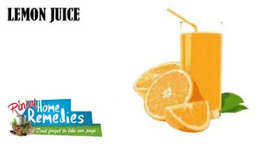 Home Remedies For Dark Circle: Lemon Juice