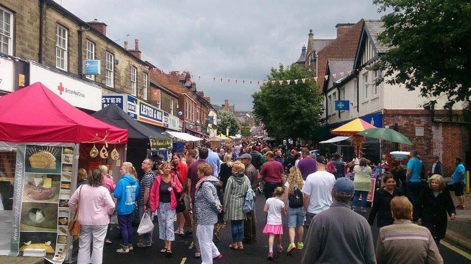 Belper Food Festival July