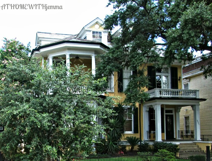 Inspirational Thursday-New Orleans Garden District