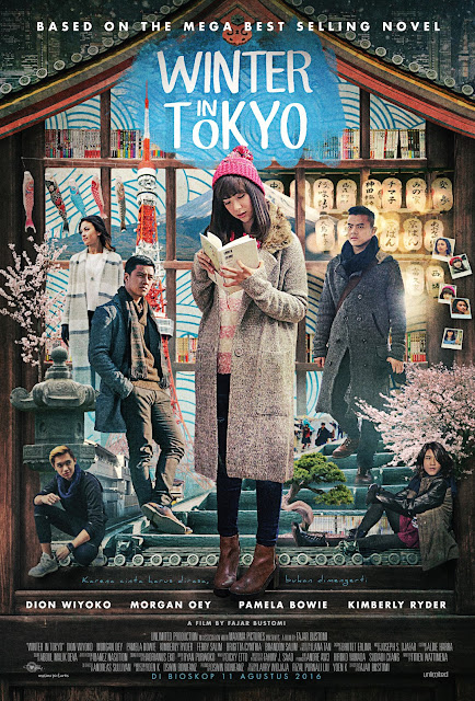 Sinopsis Film Winter In Tokyo (2016)