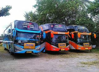 Bus Pariwisata Jogja Tujuan Purwokerto