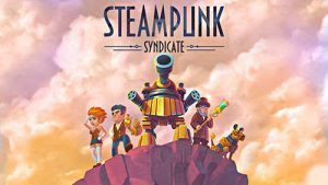 Steampunk Syndicate MOD APK v1.0.3.0 Unlimited Money Terbaru
