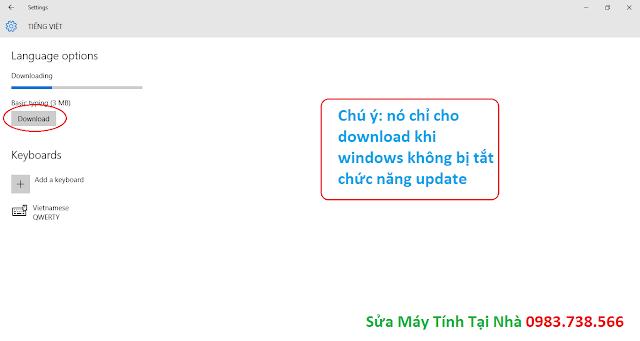 Việt hóa win 10 -H07