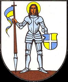 Chevalier aux deux écus  Wappen_teuchern