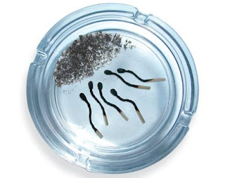 Rokok ganggu sperma
