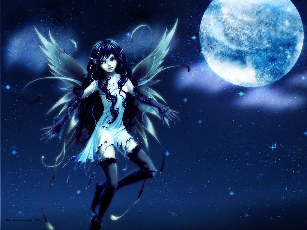 Anime dark angel wallpaper the free images - Dark angel anime wallpaper ...