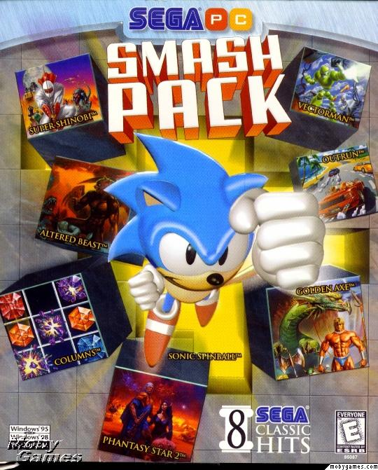Sega Smash Pack 2 & 1 | Descargar