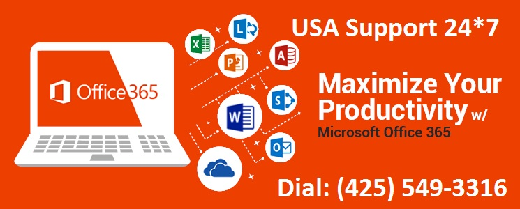 MS Office Support Toll Free Number (425) 549-3316 USA: How