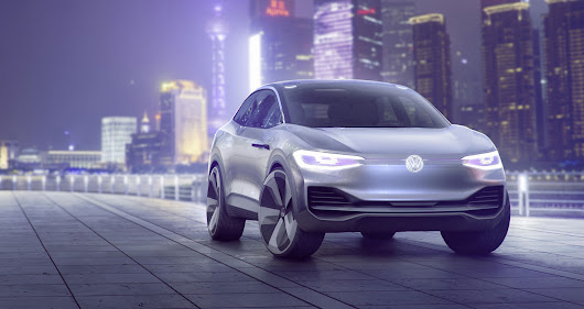 VW Group goes large with three electric crossover concepts