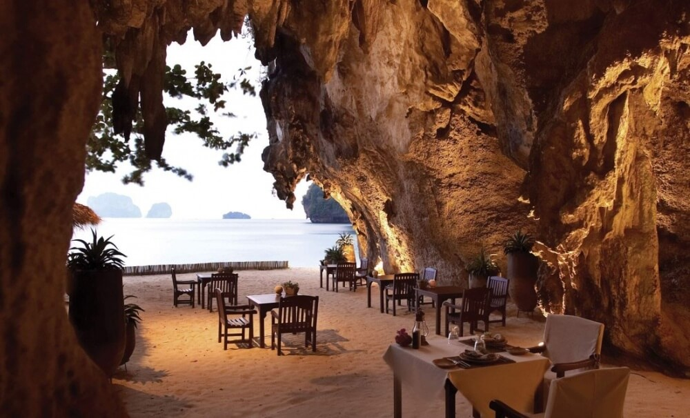 22 Stunning Hotels That Will Make You Want to Book Your Next Trip NOW! - Rayavadee Krabi, Thailand