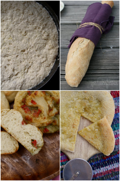 200 Fast & Easy Artisan Breads by Judith Fertig | cookbook review