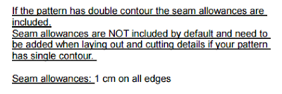 This is very confusing advice - should I add seam allowance, or is it included?