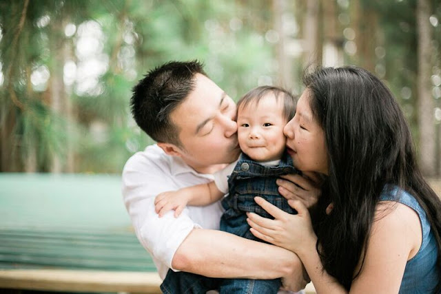 Jessie Villegas Capturing Smiles Photography Family Picture