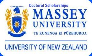 Massey University Doctoral Scholarship