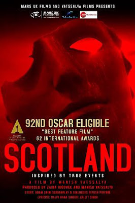 Scotland 2020 Hindi 720p WEB HDRip HEVC x265