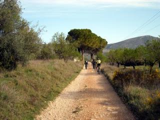 Nueva ruta Vias Verdes en la Marina Alta con Dénia, Els Poblets y El Verger, Mario Schumacher Blog