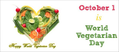 World Vegetarian Day Images Quotes