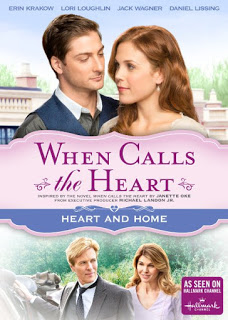 When Calls the Heart Heart and Home DVD