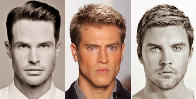 Bro! Ini Gaya Rambut Yang Sesuai Bentuk Wajah Kamu ...